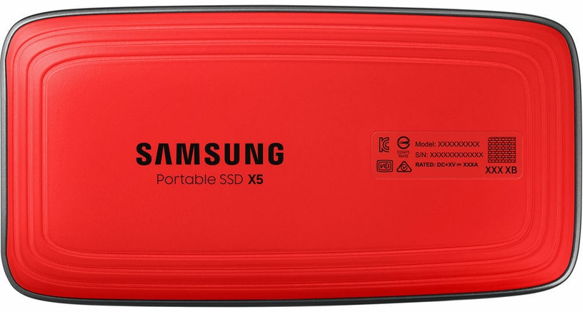 Samsung X5 Portable SSD 500GB