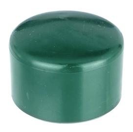Ümmarguse posti kaaned, D48 mm, roheline, 3 tk
