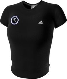 Adidas SK Gaming New Collection Girls Top Black S