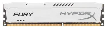 Kingston 4GB DDR3 PC14900 CL10 DIMM HyperX Fury White HX318C10FW/4