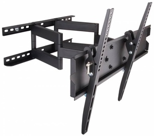 Televizoriaus laikiklis Techly Wall Mount For TV Full Motion 70 Kg 23-55""