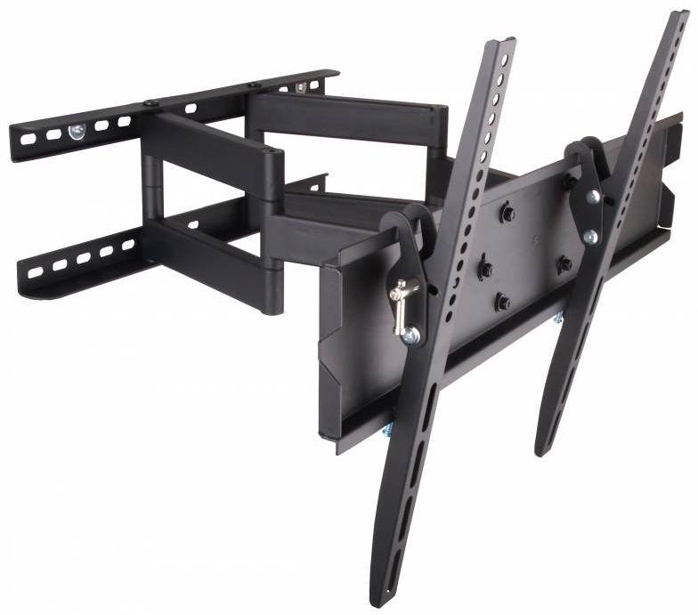 """Techly Wall Mount For TV Full Motion 70 Kg 23-55"""""""