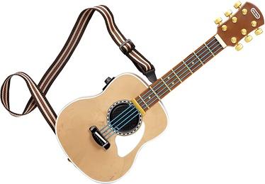 Ģitāra Little Tikes My Real Jam Acoustic Guitar