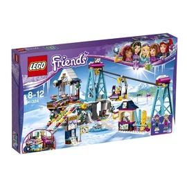 Konstruktorius LEGO Friends, Slidinėjimo kurortas - keltuvas 41324
