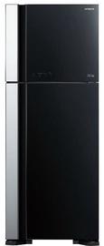Hitachi R-V540PRU7 Glass Black