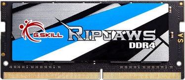 G.SKILL RipJaws 8GB 3200MHz CL18 DDR4 SODIMM F4-3200C18S-8GRS