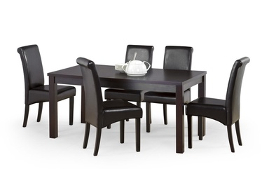 Pusdienu galds Halmar Ernest 2 Wenge, 1600 - 2000x900x740 mm