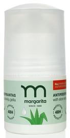 Дезодорант для женщин Margarita Aloe Vera, 50 мл