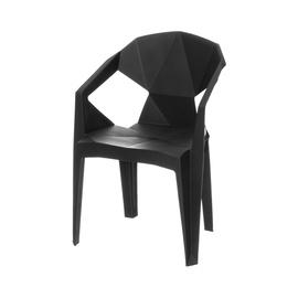 Plastikinė sodo kėdė Angular