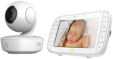 Motorola MBP50 Smart Baby Nurse Camera