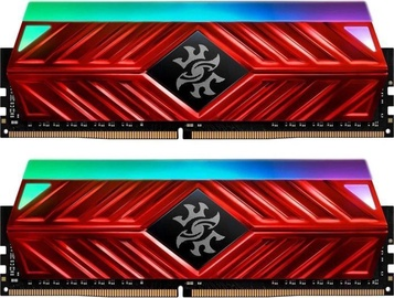 ADATA XPG Spectrix D41 Crimson Red 16GB 3200MHz CL16 DDR4 KIT OF 2 AX4U320038G16-DR41