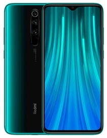 Mobilusis telefonas Xiaomi Redmi Note 8 Pro Forest Green, 64 GB