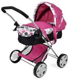 Houck Doll Diana Stroller Pink D86509