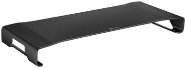 Sharkoon Aluminium Monitor Stand Black