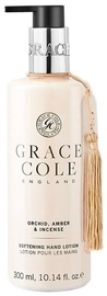 Grace Cole Softening Hand Lotion 300ml Orchid, Amber & Incense