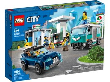 Konstruktor Lego City Service Station 60257