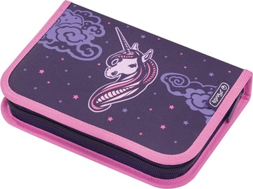 Herlitz Pencil Case 31 Pieces Unicorn Night