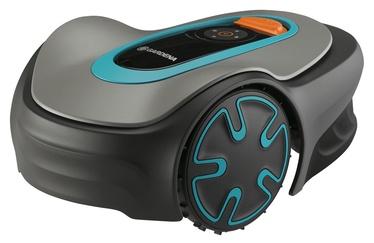 Zāles pļāvējs – robots Gardena Sileno Minimo 15202-35, 500 m²