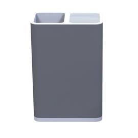 Stalo įrankių dėklas Neo Grey, 16,5 x 10 x 23 cm