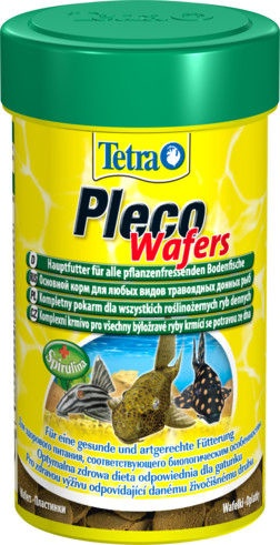 Tetra Pleco Wafer 100ml