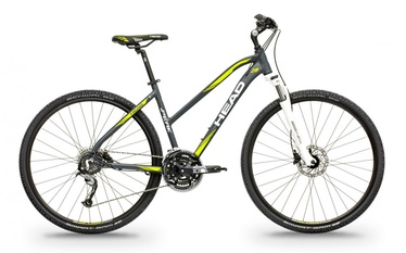 "Moteriškas dviratis Head I-PEAK II 28"""
