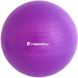 inSPORTline Gymnastics Ball 45cm Purple