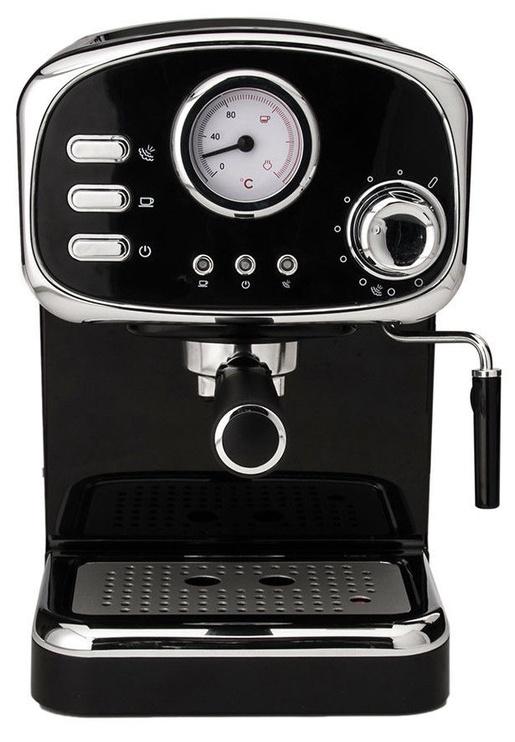 Gastroback Design Espresso Machine Basic 42615 Black