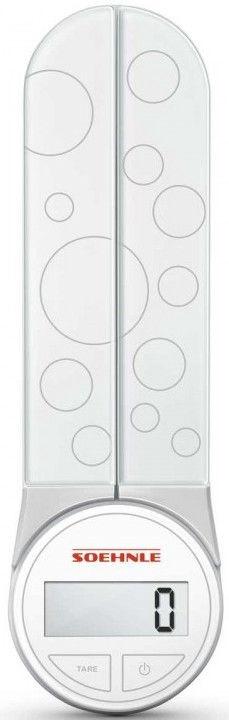 Elektrooniline köögikaal Soehnle Genio, valge