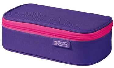 Herlitz Пенал, с крышкой - Beat Box, фиолетовый