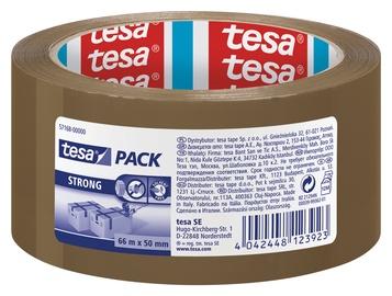 Līmlente Tesa Strong Packaging Tape 66m Brown