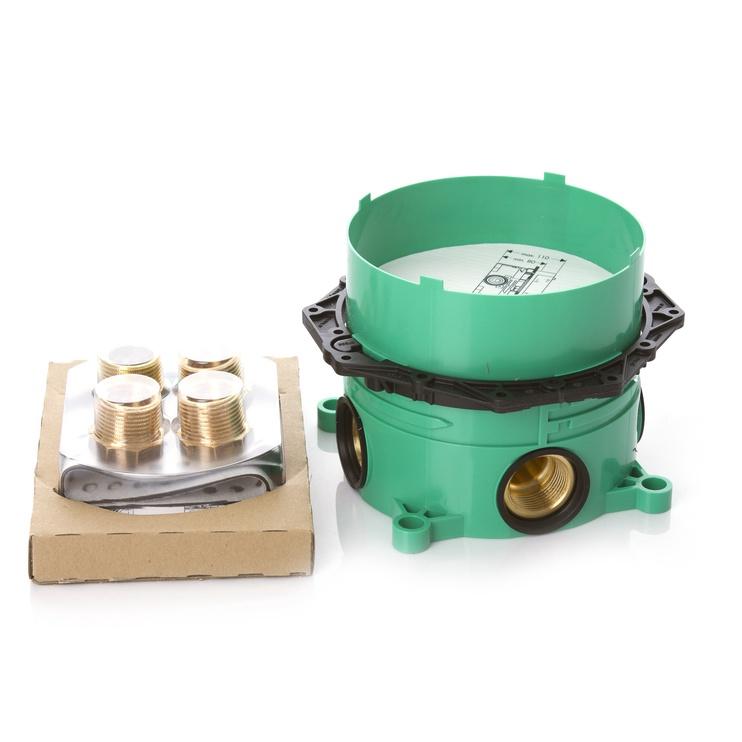 Kasete ūdens maisītājiem Hansgrohe Z/A Ibox Universal 01800180