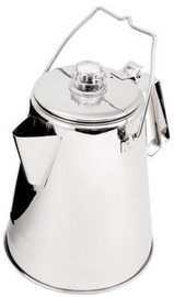 GSi Outdoors Glacier Stainless Coffee Percolator 8 Cup 1.2l