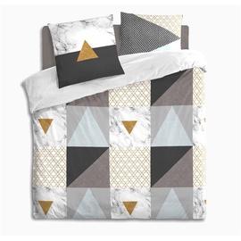 Комплект постельного белья Domoletti NA2028, 200x220 cm/50x70 cm