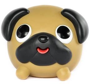 Žaislinė figūrėlė Jabber Ball Dog Pug