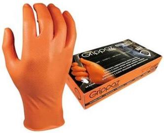 Рабочие перчатки M-Safe Grippaz Disposable Nitrile