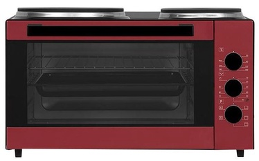 Schlosser TOE 35 HP IVR Dark Red