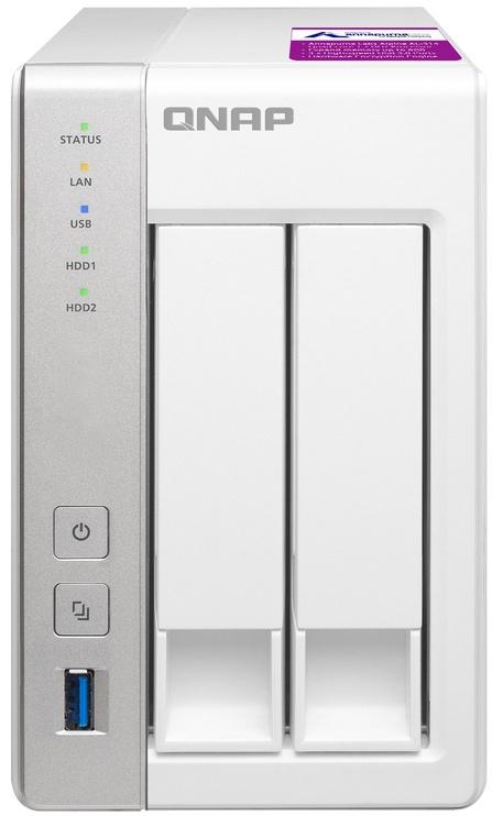 QNAP Systems TS-231P2-4G 2-Bay NAS 20TB
