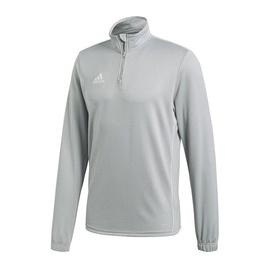 Adidas Core 18 Training Top Sweatshirt Gray L
