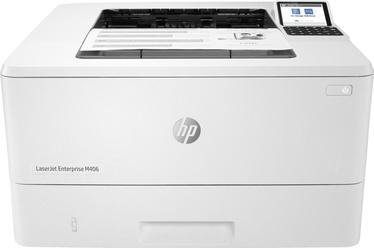 Лазерный принтер HP LaserJet Enterprise M406dn