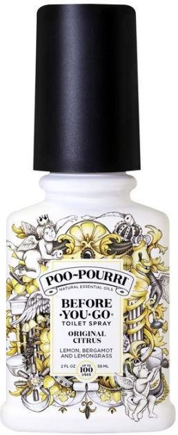 Poo-Pourri Before You Go Toilet Spray Original Citrus 59ml