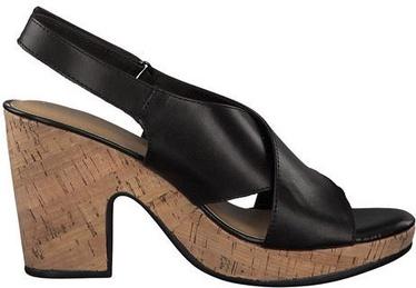 Tamaris Sandal 1-1-28364-22 Black Cork 40