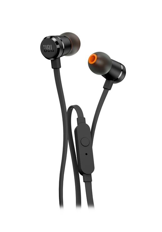 Ausinės JBL T290 In-Ear Black