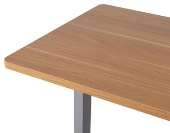 Home4you Ergo Table Top 140x70x2.5cm Oak