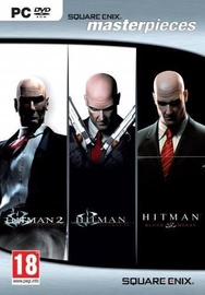 Hitman Triple Pack: Hitman 2, Contracts, Blood Money PC