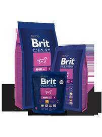 Kuivtoit koertele Brit Premium Adult S, 1 kg