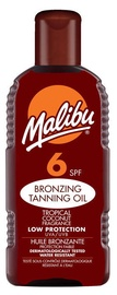 Malibu Bronzing Tanning Oil SPF6 200ml