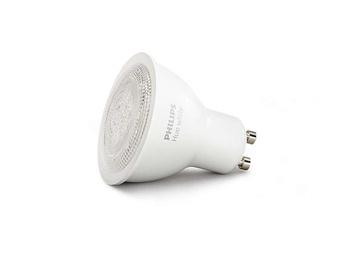 Išmanusis šviestuvas Philips HueW, 1 x 5.5W GU10