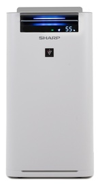 Sharp Air Purifier KC-G50EUW White