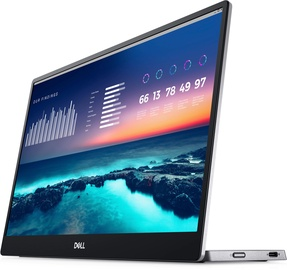 Lisa Dell Portable Monitor C1422H, USB Type-C