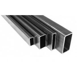 Труба Aluminium Rectangular Pipes Gray 30x20mm 2m